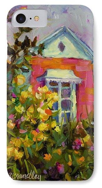 Antoinette's Cottage IPhone Case