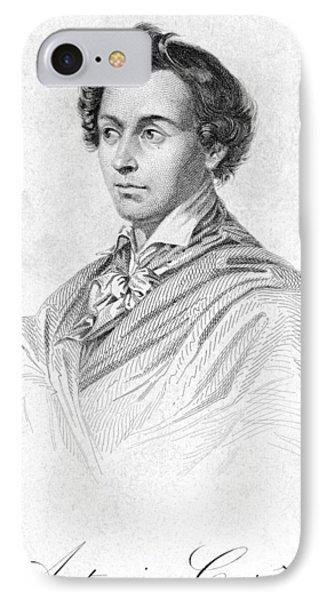 Antonin Car�me (1783-1833) Phone Case by Granger