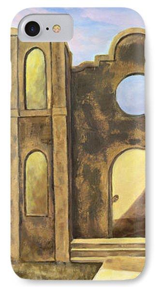 Antonito Mission Phone Case by Sandi Snead