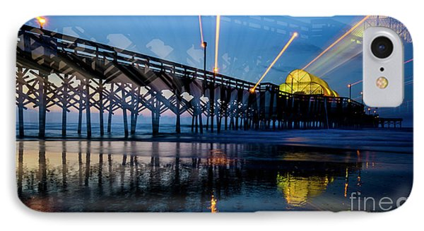 Apache Pier IPhone Case
