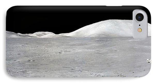 Apollo 17 Panorama Phone Case by Stocktrek Images