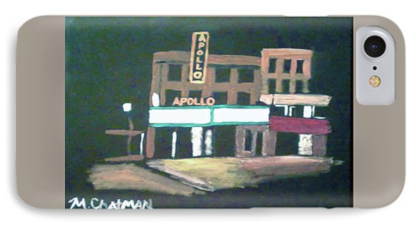 Apollo Theater New York City IPhone 7 Case