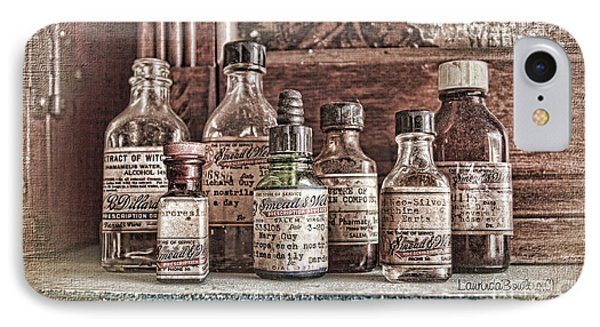 Apothecary IPhone Case by Laurinda Bowling