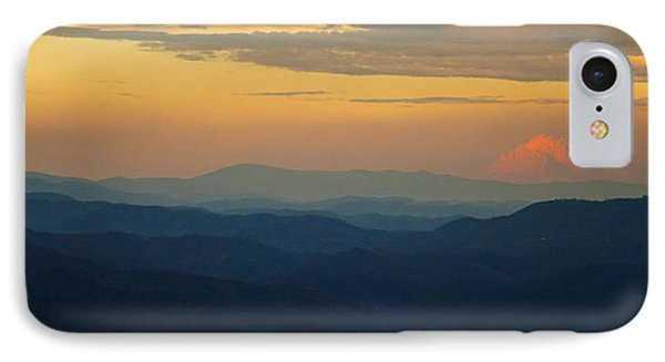 Appalachian Sky IPhone Case by Rob Hemphill