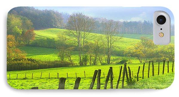 Appalachian Spring Morning Phone Case by Francesa Miller