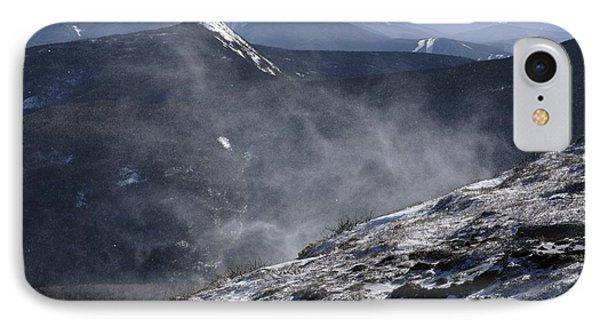 Appalachian Trail - Franconia Ridge-white Mountains New Hampshire Phone Case by Erin Paul Donovan