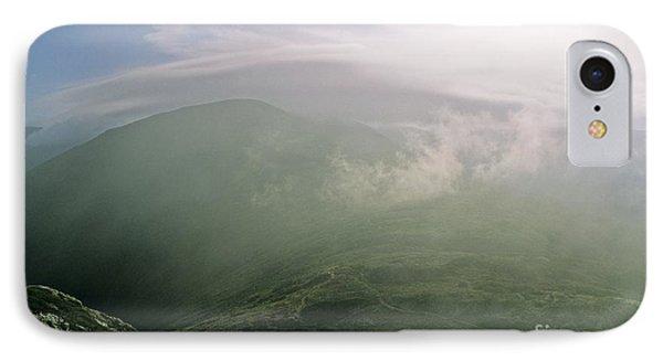 Appalachian Trail - White Mountains New Hampshire Usa Phone Case by Erin Paul Donovan