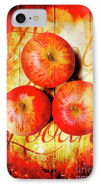 Apple Barn Artwork IPhone Case by Jorgo Photography - Wall Art Gallery