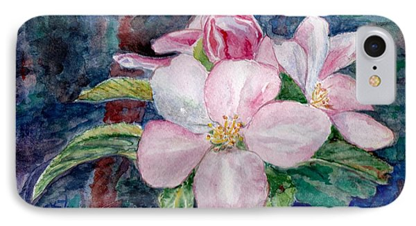 Apple Blossom - Painting IPhone Case