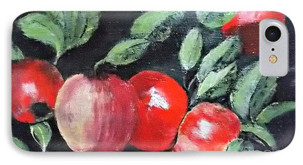 Apple Bunch IPhone Case