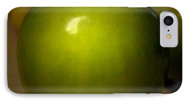 Apple Phone Case by Linda Sannuti