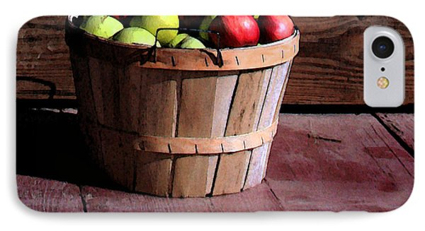 Apple Pickens IPhone Case