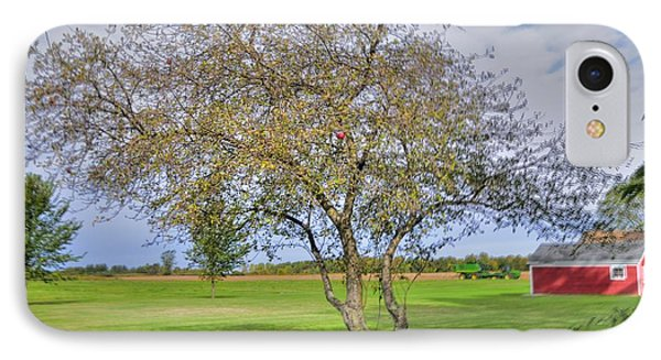 Apple Tree Phone Case by Kathleen Struckle
