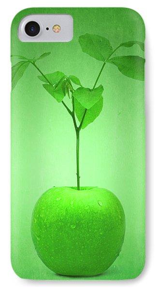 Apple Tree IPhone Case by Wim Lanclus