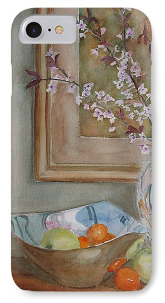 Apples And Oranges IPhone Case by Jenny Armitage