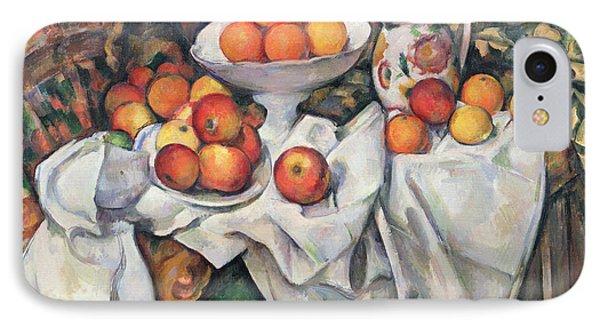 Apples And Oranges IPhone Case