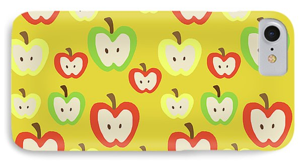 Apples IPhone Case by Nicole Wilson