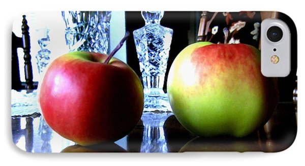 Apples Still Life IPhone Case by Will Borden