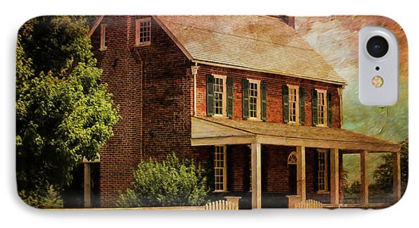 Appomattox Court House By Liane Wright IPhone Case by Liane Wright
