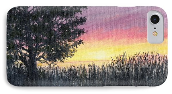 Approach To The Sea IPhone Case by Kathleen McDermott
