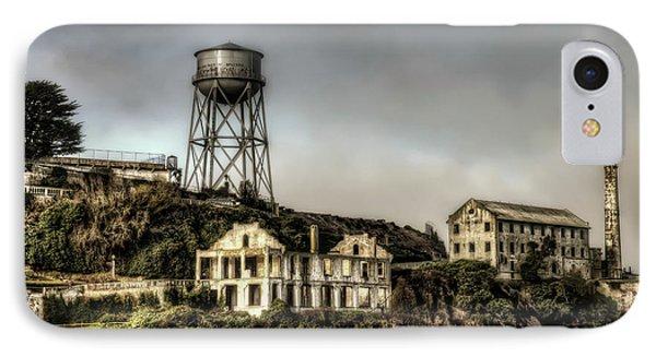 Approaching Alcatraz Island #2 IPhone Case by Jennifer Rondinelli Reilly - Fine Art Photography