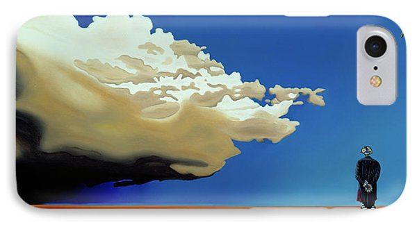 Approaching Storm IPhone Case