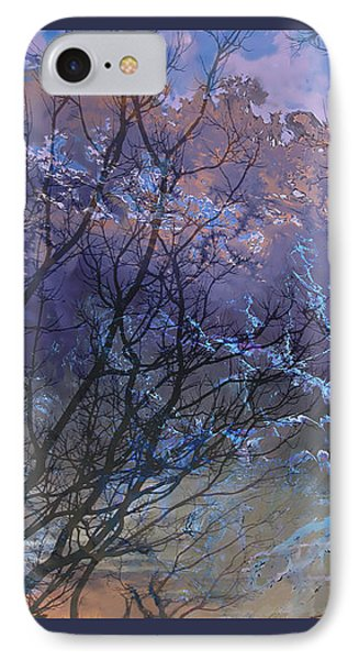 Spring Rain IPhone Case