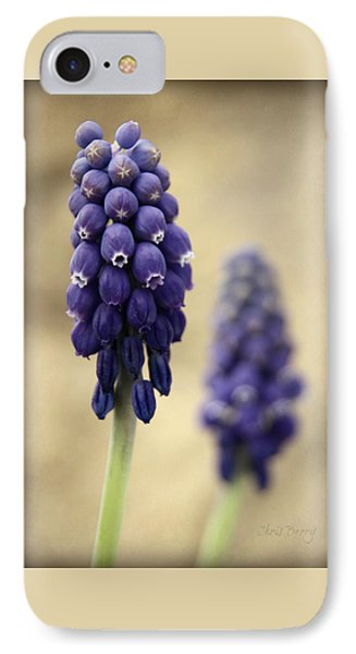 IPhone Case featuring the photograph April Indigo by Chris Berry