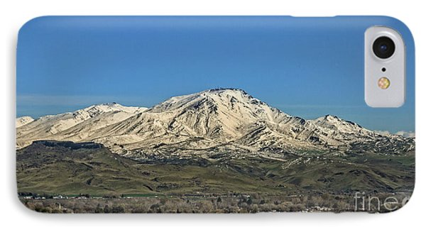 April Snow IPhone Case by Robert Bales