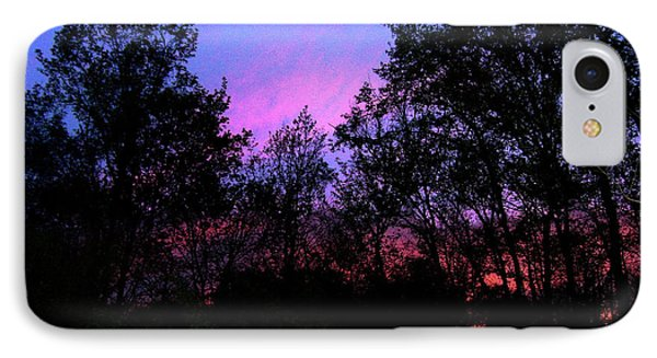 April Sunset IPhone Case