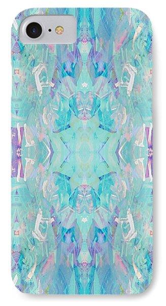 Aqua IPhone Case by Beth Travers