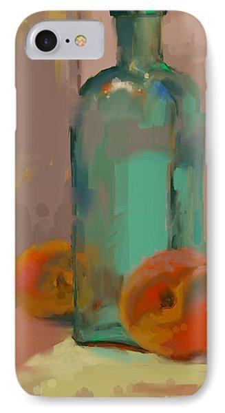Aqua Bottle IPhone Case