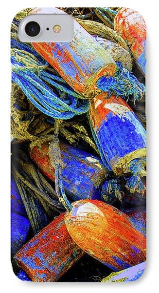 Aqua Hedionda IPhone Case by Jeffrey Jensen