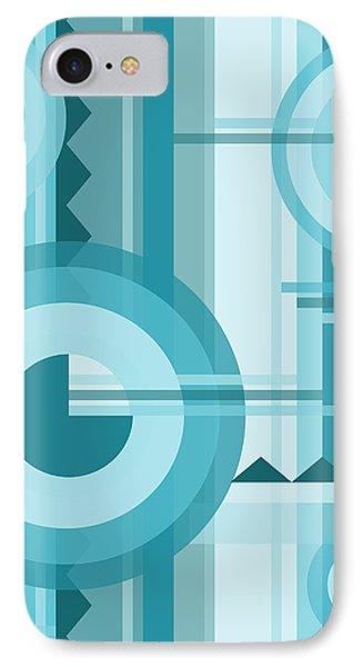 Aquarama Phone Case by Tara Hutton