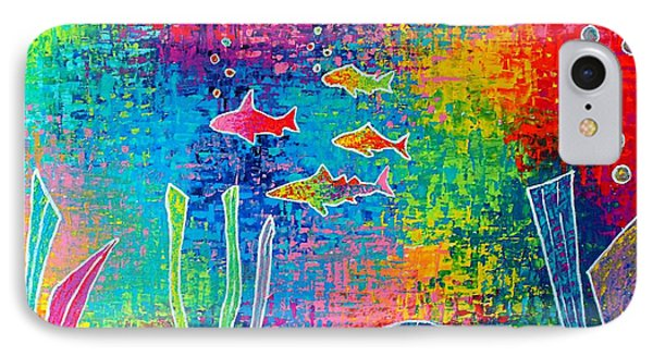 Aquarium IPhone Case by Jeremy Aiyadurai