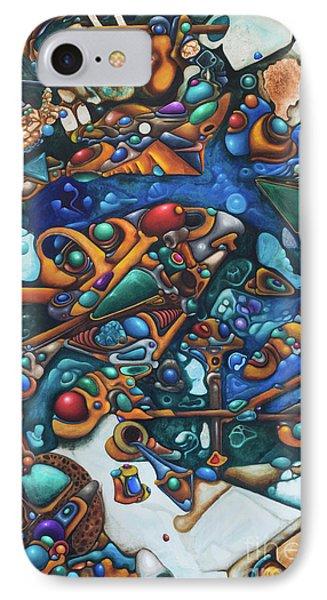 Aquariumalgam IPhone Case