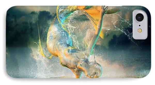 Aquatica IPhone Case by Mary Hood