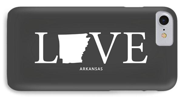 Ar Love IPhone Case by Nancy Ingersoll
