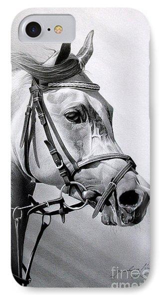 Arabian Beauty IPhone Case by Miro Gradinscak
