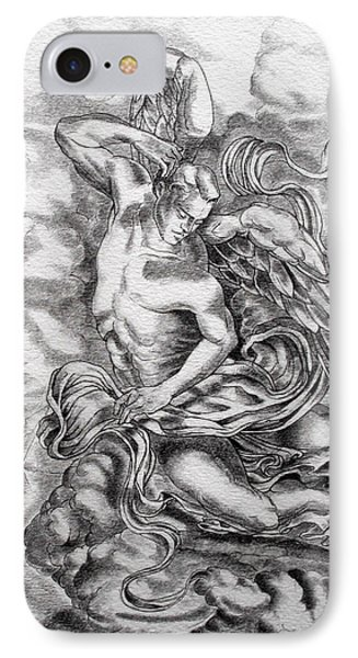 Arch Angel Phone Case by Gary Renegar