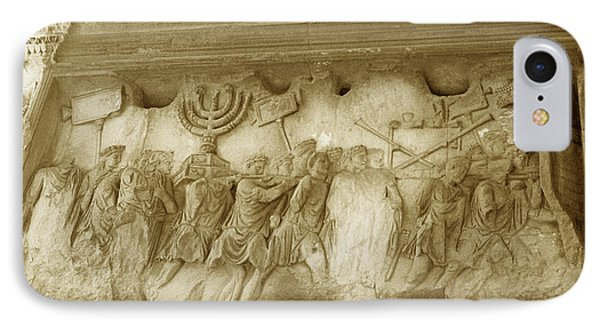 Arch Of Titus Phone Case by Photo Researchers, Inc.