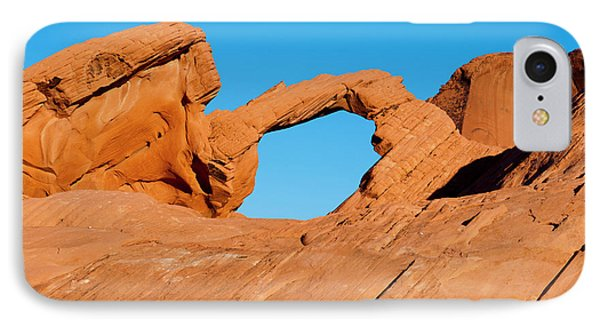 Arch Rock Phone Case by Rae Tucker