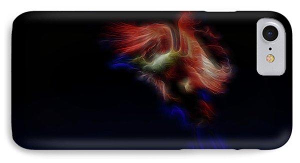 Archangel 2 Phone Case by William Horden