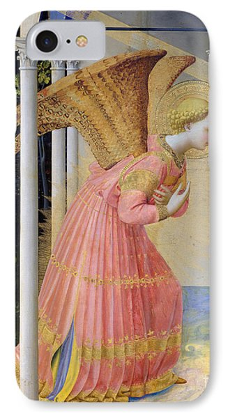 Archangel Gabriel IPhone Case by Fra Angelico