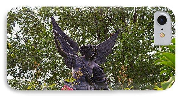 Archangel IPhone Case by Tgchan