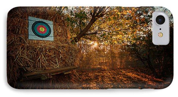 Archery Autumn IPhone Case by Tim Nichols