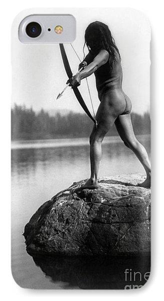 Archery: Nootka Indian Phone Case by Granger