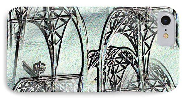 Arches 4 Phone Case by Tim Allen