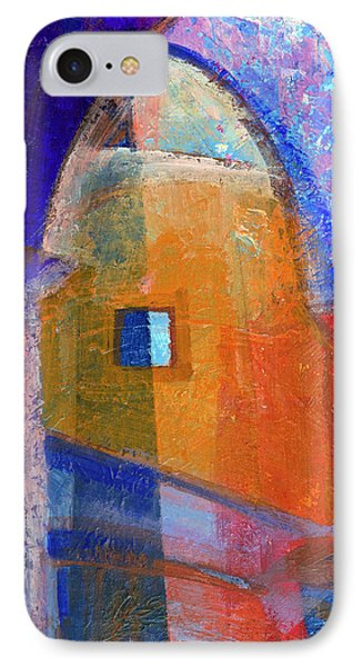 Arches And Window IPhone Case by Walter Fahmy