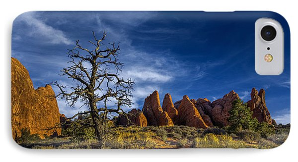 Arches National Park IPhone Case by Wendell Thompson